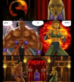 Mortal Kombat — [Nihaotomita] — Mortal Kombax