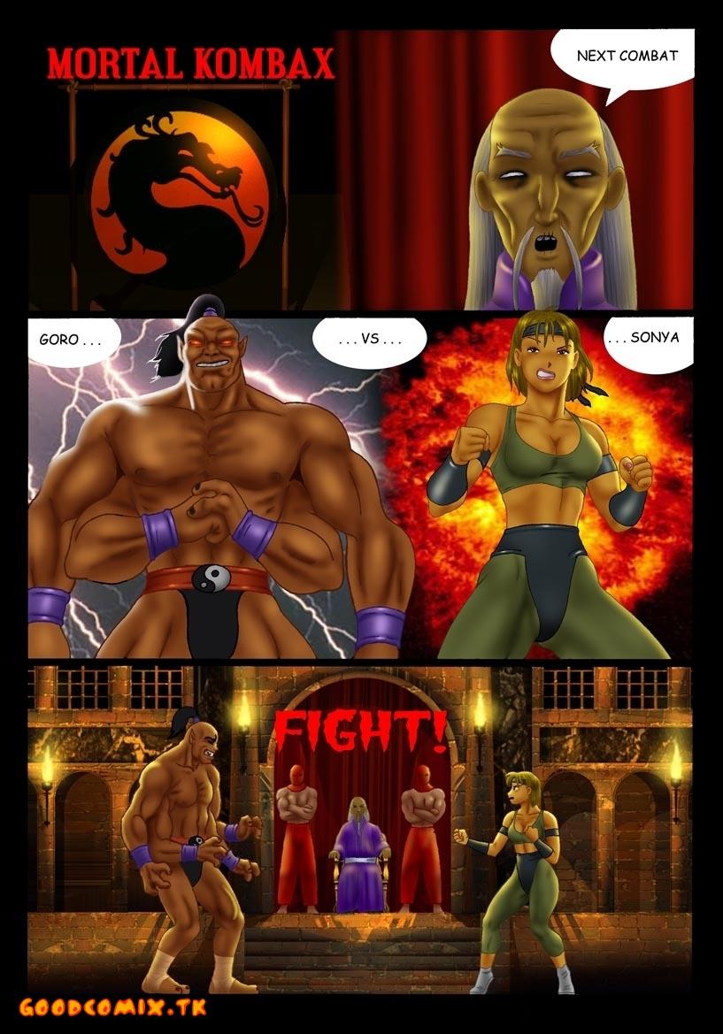 Goodcomix Mortal Kombat - [Nihaotomita] - Mortal Kombax