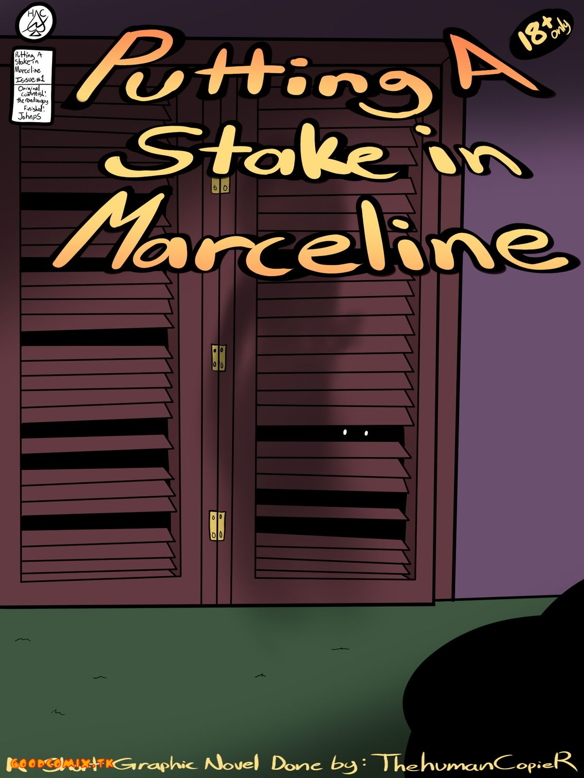 Goodcomix Adventure Time - [thehumancopier] - Putting A Stake in Marceline