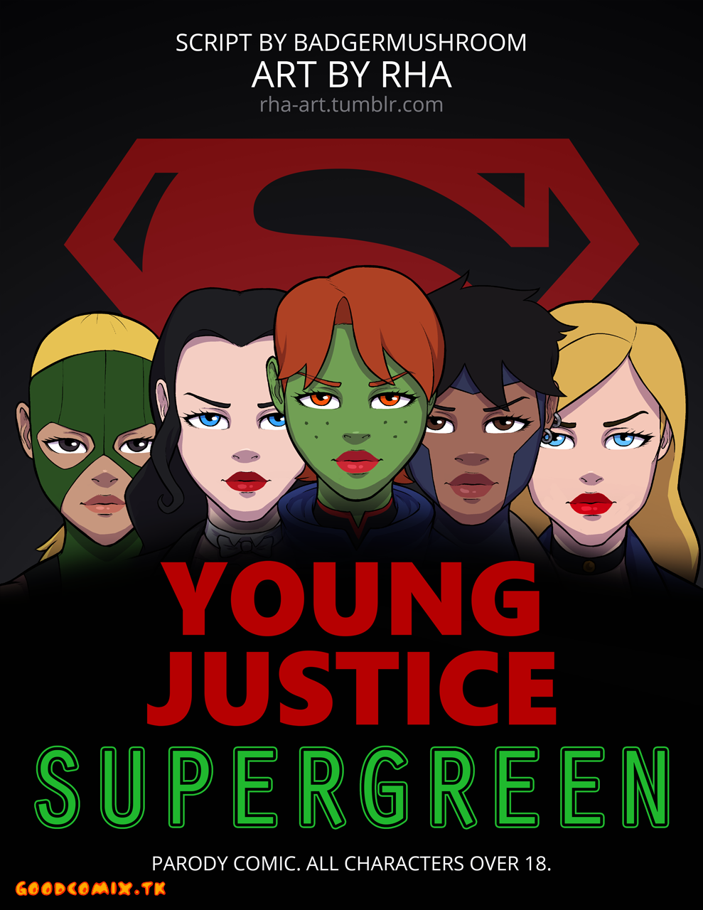 Supergreen-00_Cover