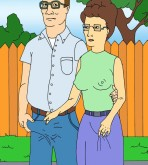 King of The Hill — [Drawn-Sex] — Yard Fucking xxx porno