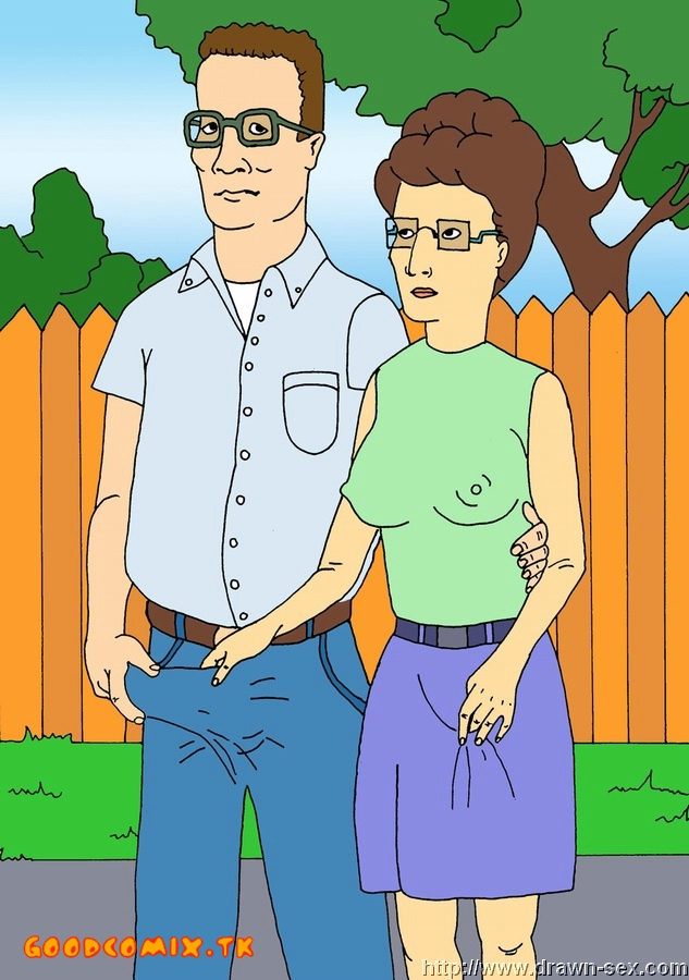 Goodcomix King of The Hill — [Drawn-Sex] — Yard Fucking