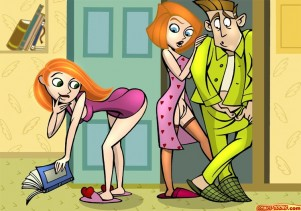 Goodcomix Kim Possible - [Comics-Toons] - My Dother Has а Good Ass xxx porno