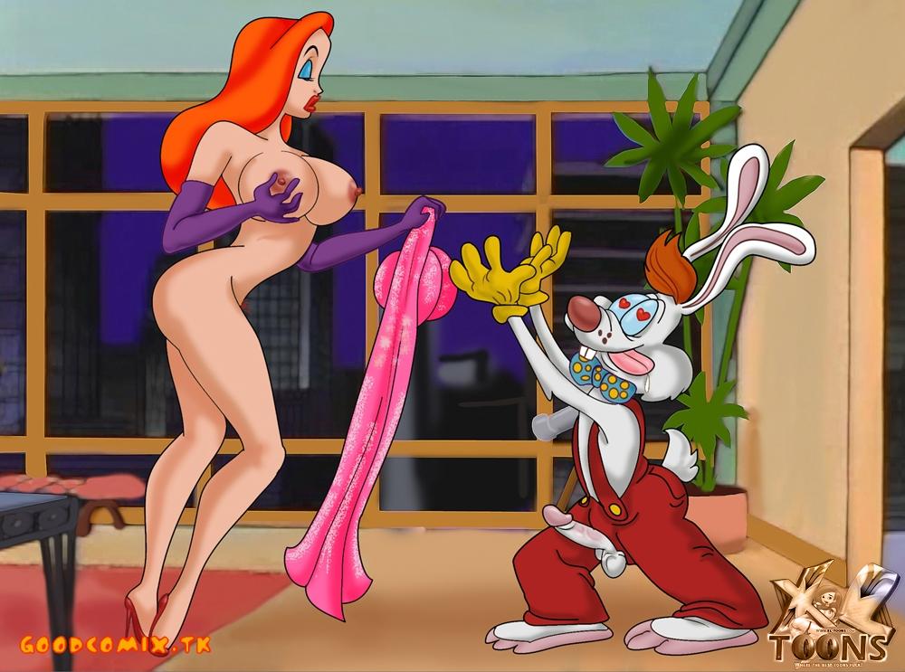 Goodcomix Who Censored Roger Rabbit? - [XL-Toons] - A Couple Having Fun