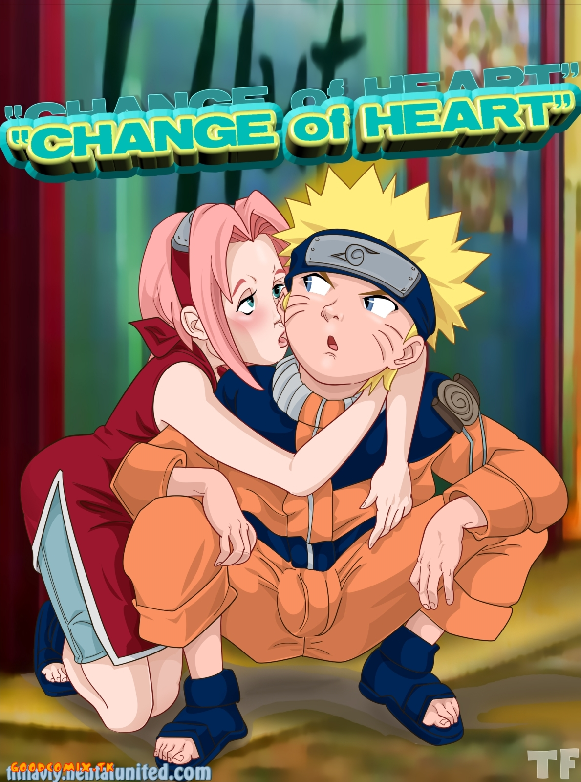 Goodcomix Naruto - [TitFlaviy] - Change Of Heart xxx porno