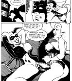Batman — [Frank Strom] — Harley X Ivy xxx porno
