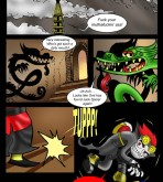 Xiaolin Showdown — [Drawn-Sex] — Life of Xiaolin — Part.1 xxx porno