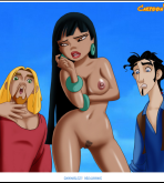 The Road to El Dorado — [CartoonValley][Helg] — Sex On The Beach