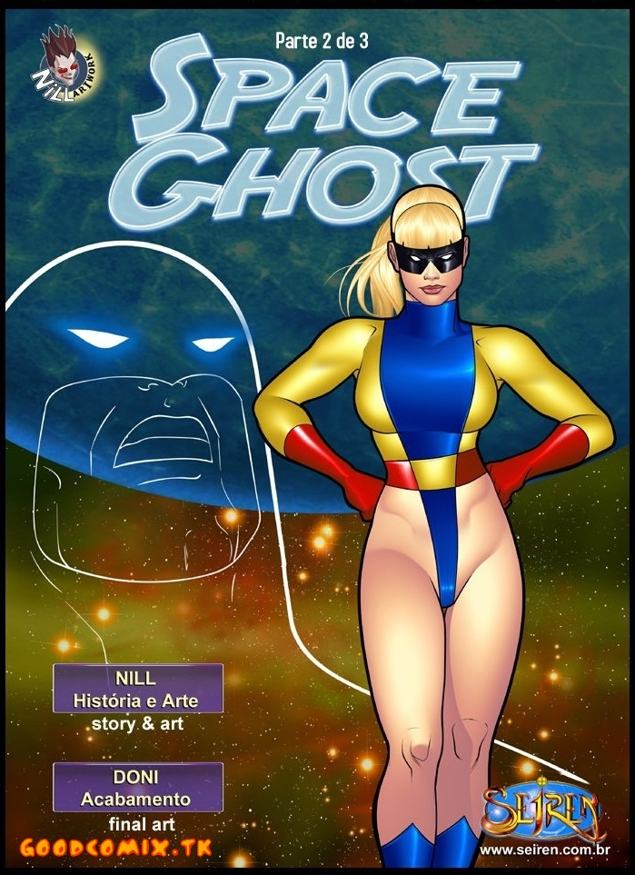 Space Ghost - Part 2 -00_Cover