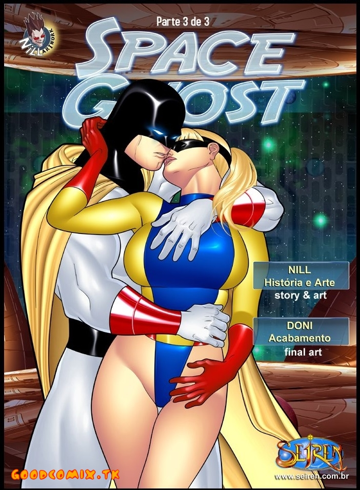 Goodcomix Space Ghost - [Seiren] - Space Ghost - Part 3