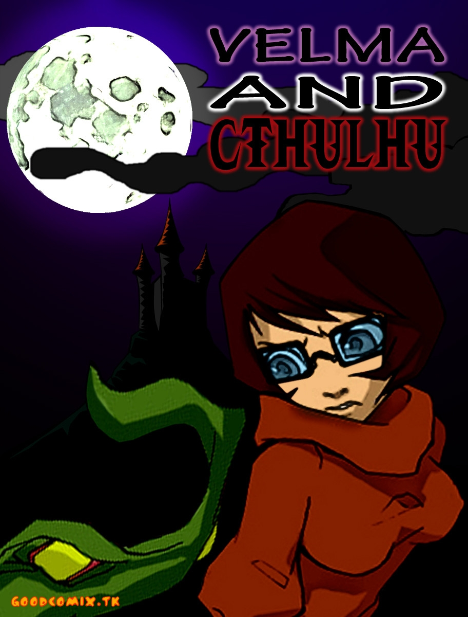 Scooby Doo — Velma And Cthulhu xxx porno