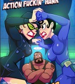 Dexter's Laboratory — [Jabcomix] — The Adventures Of Action Fuckin Hank Part.2 xxx porno