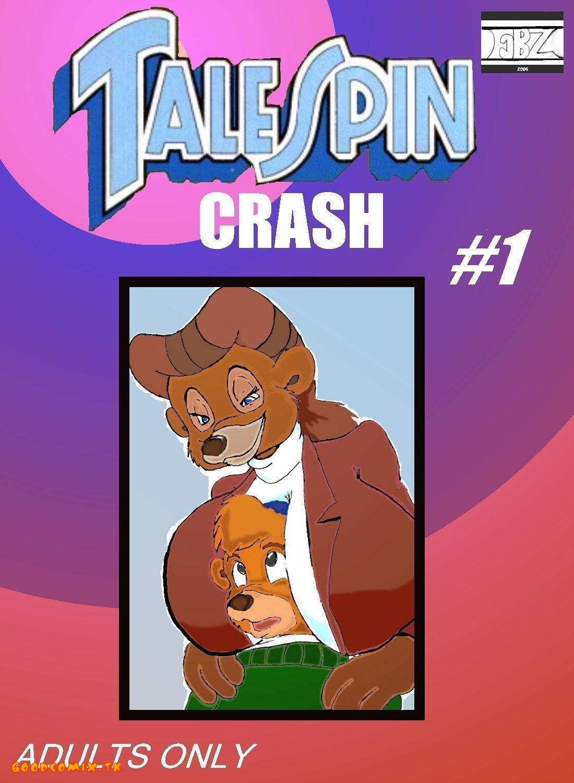 Goodcomix.tk TaleSpin - [FBZ] - Crash.1 xxx porno