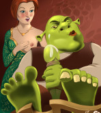 Shrek — [XL-Toons] — Shrek And Fiona