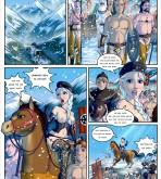 Frozen — [Grimphantom][FrozenParody] — Frozen Parody — Part 2 Anna
