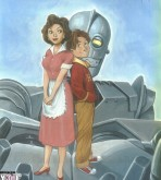The Iron Giant — [Milftoon] — Iron Giant 1 —  Momy