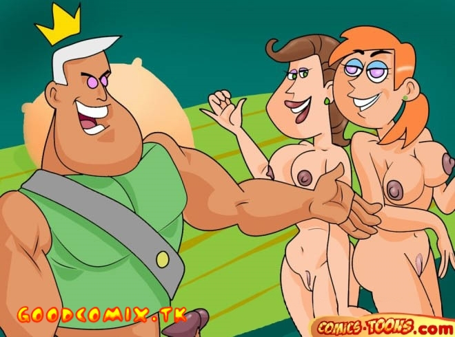 Goodcomix.tk The Fairly OddParents - [Comics-Toons] - Jorgen Von Strangle In The Work
