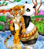Kung Fu Panda — [Palcomix][Fur34] — The True Meaning of Awesomeness!