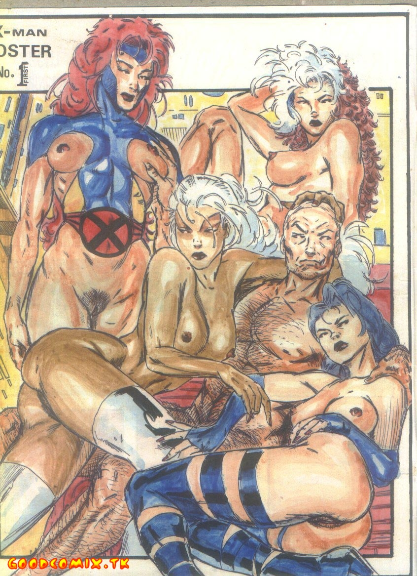 Goodcomix.tk X-Men - [Pandoras Box] - X-WOMEN