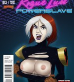 X-Men — [SunsetRiders7] — Rogue Lust Powerslave