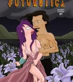 Futurama — Futurotica — Short Story #1