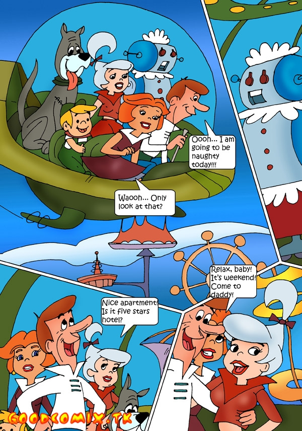 Goodcomix The Jetsons - Weekend