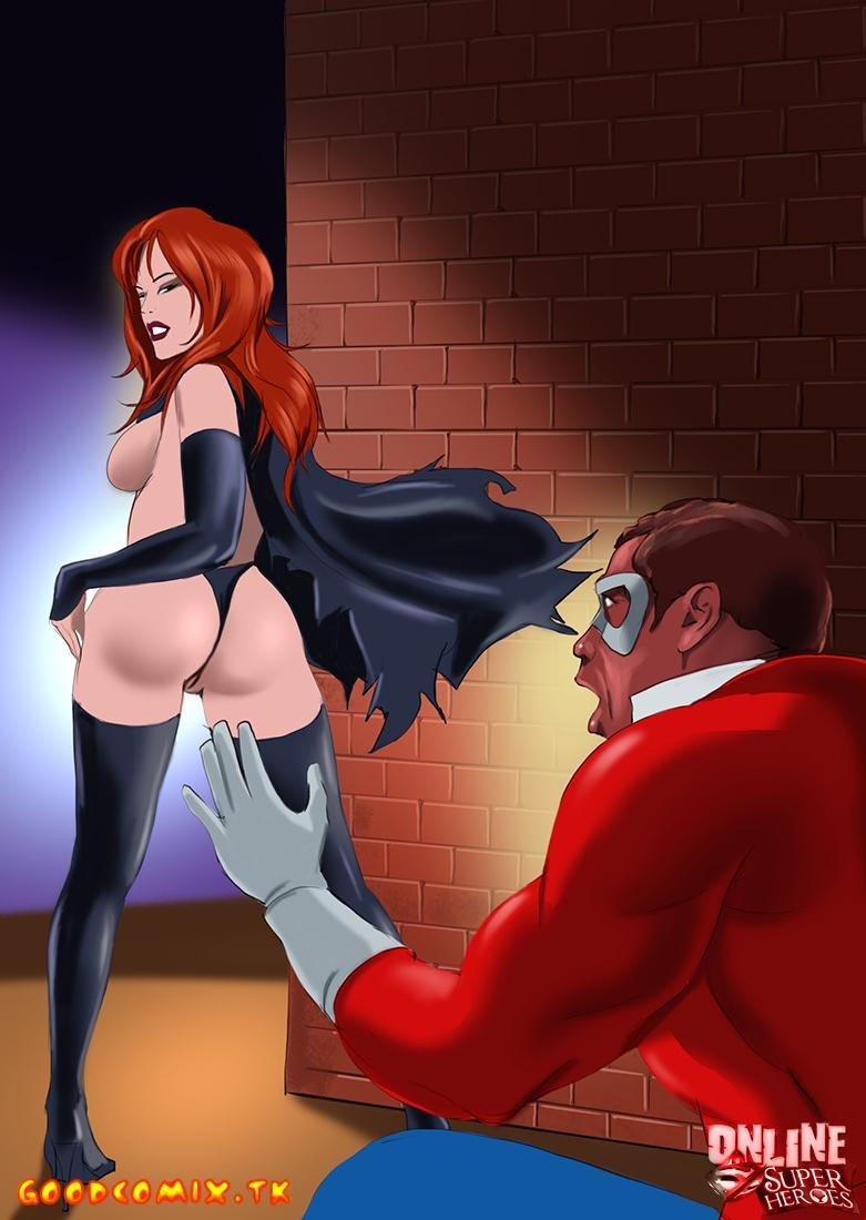 Goodcomix X-Men - [Online SuperHeroes] - Battlestar Enjoys Interracial Sex With Madelyne Prior