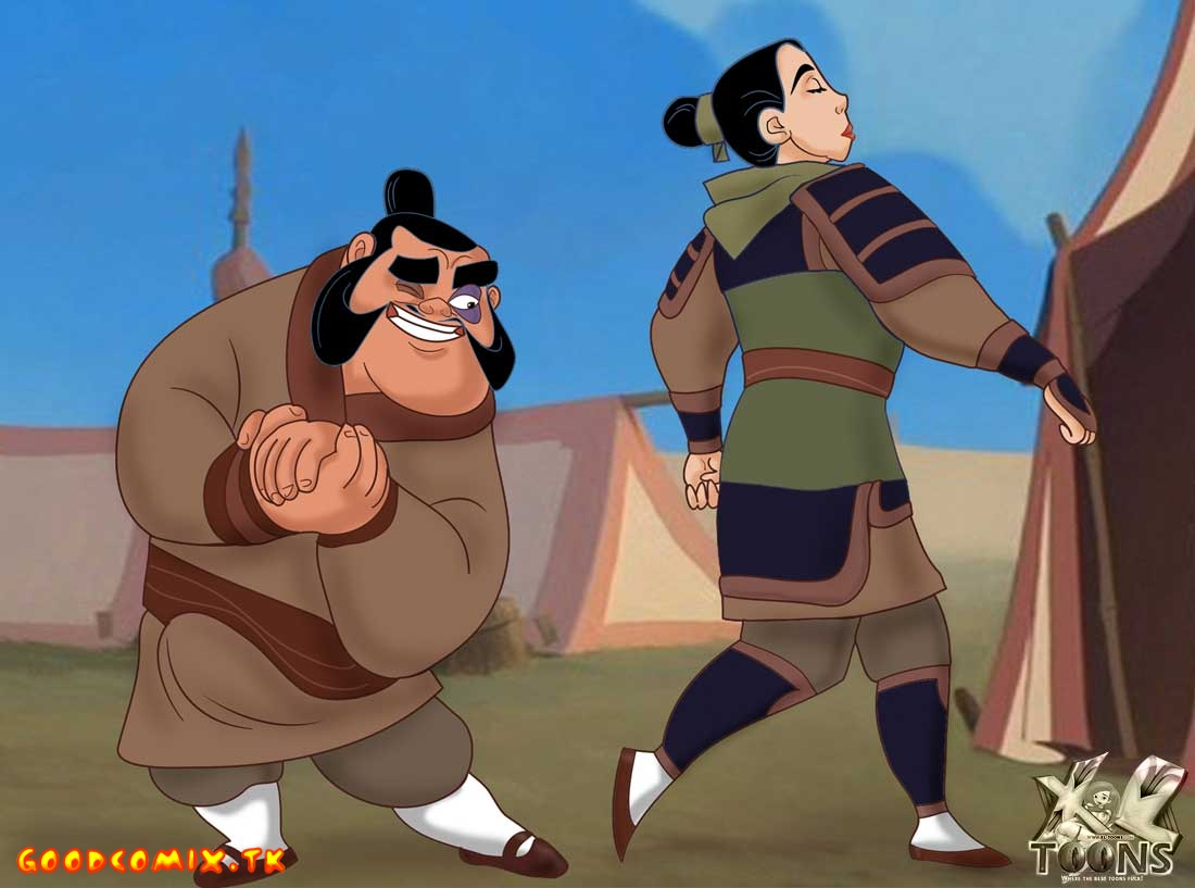 Goodcomix Mulan - [XL-Toons] - Helpful Soldiers