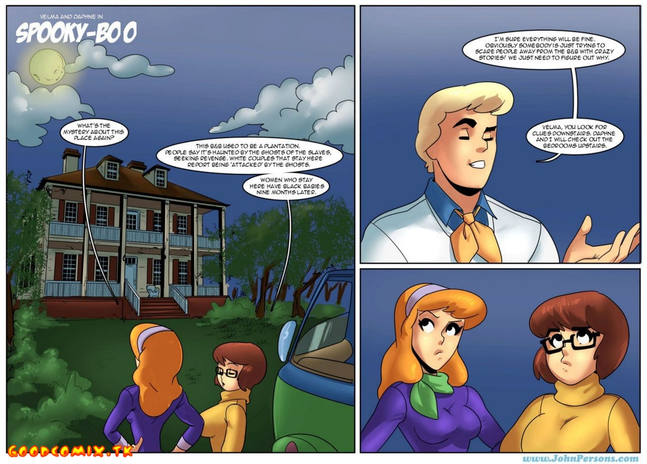 Goodcomix.tk Scooby Doo - [John Persons] - Spooky Doo - Part 1
