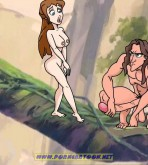 Tarzan — [PornCartoon] — Great Story: Legendary Sex In Jungle [MAX FULL]
