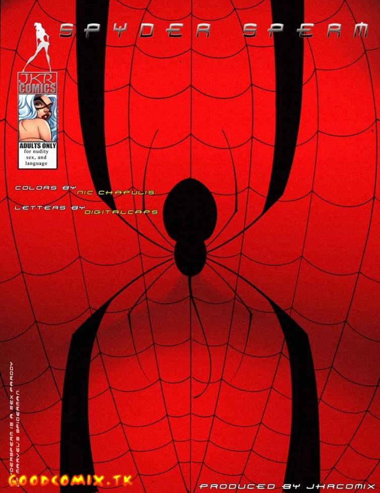 Goodcomix.tk Spider-Man - [JKRcomix] - Spyder Sperm