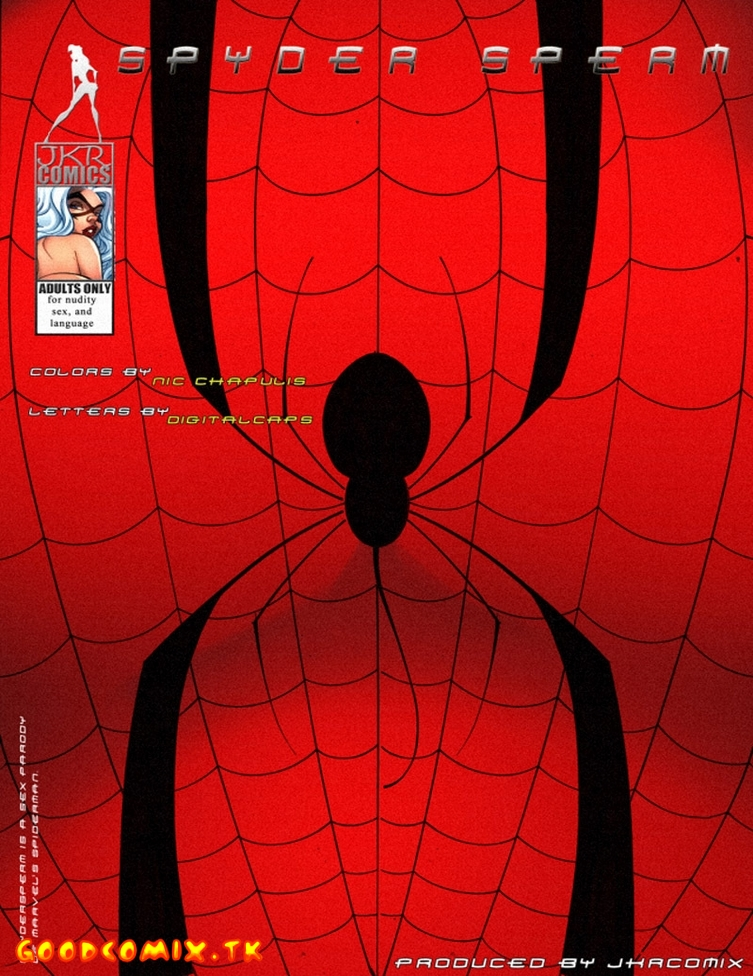 Goodcomix Spider-Man - [JKRcomix] - Spyder Sperm