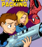 Power Pack - [Palcomix] - A Power Packing