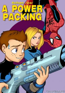 Goodcomix Power Pack - [Palcomix] - A Power Packing