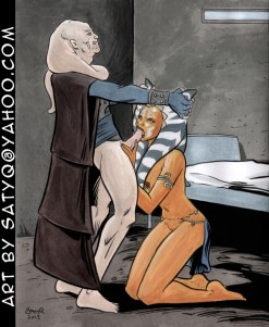 Goodcomix Star Wars - [SatyQ] - Ahsoka's Last Day