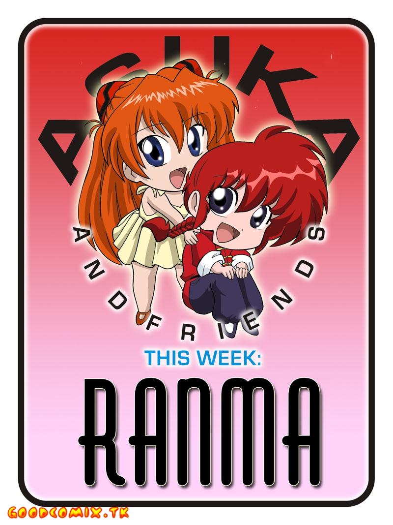 Goodcomix Evangelion - [Palcomix] - Asuka And Friends
