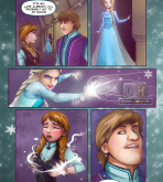 Frozen — [Drawn Hentai] — Disney Frozen
