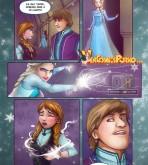 Frozen — [Drawn Hentai] — Disney Frozen