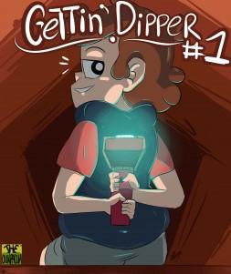 Gettin Dipper #1 - 00_Cover