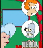 Futurama — [Comics-Toons] — Hello Mommy
