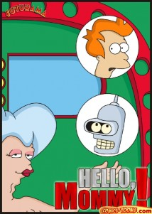 Goodcomix Futurama - [Comics-Toons] - Hello Mommy