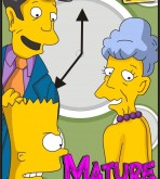 The Simpsons — [Comics-Toons] — Mature Fuck Session