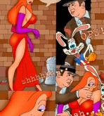 Who Framed Roger Rabbit — [Drawn-Sex] — Men For Jessica 2