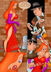 Goodcomix Who Framed Roger Rabbit - [Drawn-Sex] - Men For Jessica 2