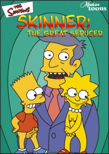 Goodcomix The Simpsons - [Modern Toons] - Skinner The Great Seducer