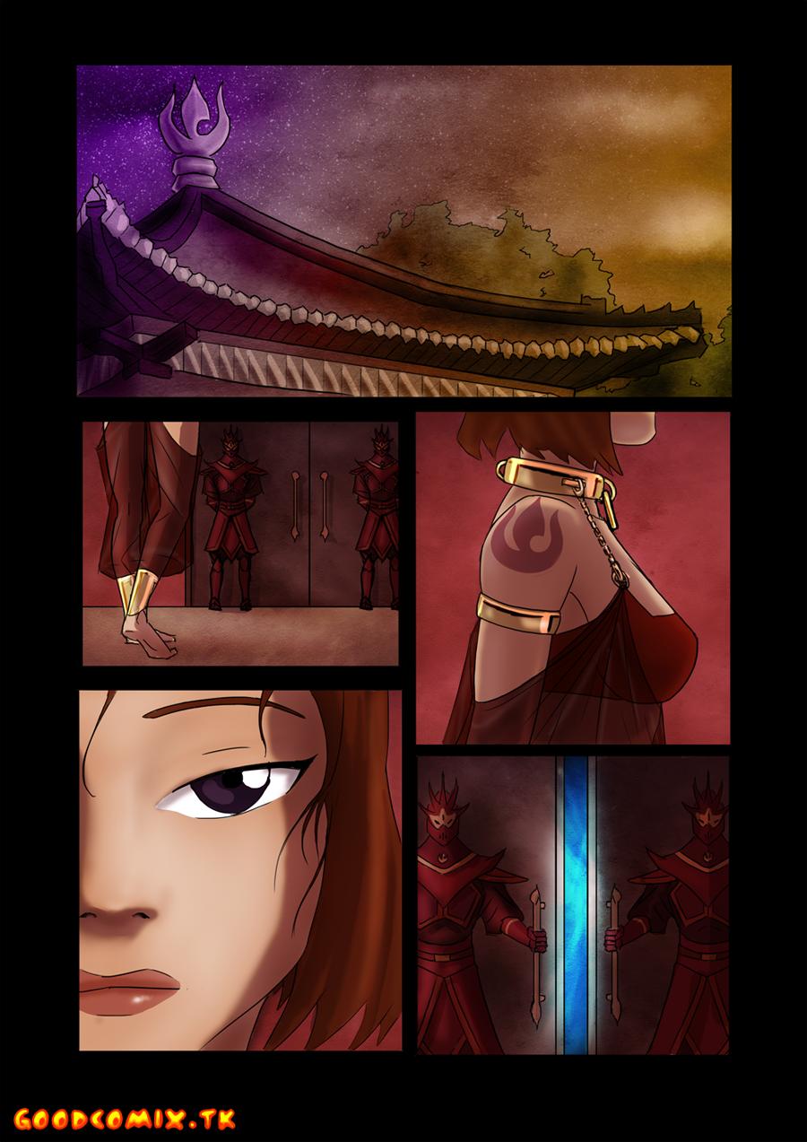 Goodcomix.tk Avatar the Last Airbender - [TDL] - Volition