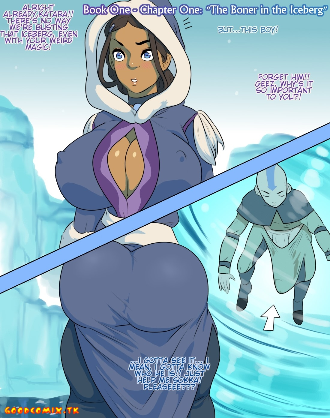 Goodcomix.tk Avatar the Last Airbender - [Jay_Marvel] - Avatar XXX - Book Part 1-2