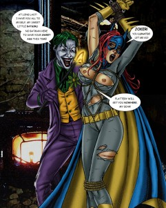 Goodcomix Batman - Batman Bondage