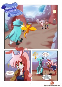 Goodcomix Dust An Elysian Tail - [Steel_Tigerwolf] - Haley's Service [WIP]