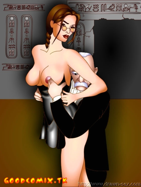 Goodcomix.tk Tomb Raider - [Drawn-Sex] - Lustful Mummy